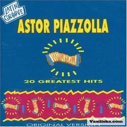 Astor Piazzolla - 20 Greatest Hits CD - 74321335112