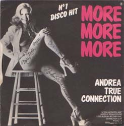 Andrea True Connection - More More More CD - 74321558482