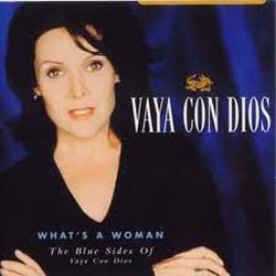 Vaya Con Dios - What's A Woman - Blue Side Of Vaya Con D CD - 74321563182