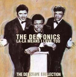The Delfonics - Definitive Collection CD - 74321674502