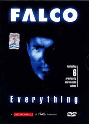 Falco - Everything DVD - 74321734489