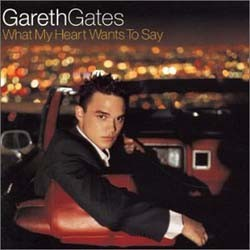 Gareth Gates - What My Heart Wants To Say CD - 74321975172