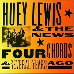 Huey Lewis & The News - Four Chords & Several Years CD - 7559615002