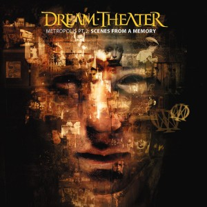 Dream Theater - Metropolis Pt. 2: Scenes from a Memory CD - 7559624482