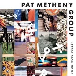 Pat Metheny - Letter From Home CD - 7559799402