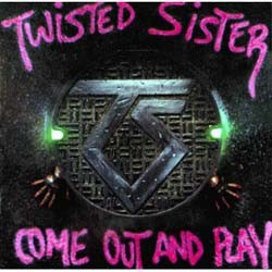 Twisted Sister - Come Out And Play CD - 7567812752