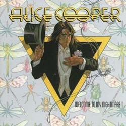 Alice Cooper - Welcome To My Nightmare CD - 7567815422