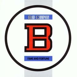 Bad Company - Fame And Fortune CD - 7567816842