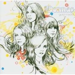 The Donnas - Gold Medal CD - 7567837582