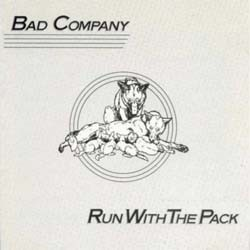 Bad Company - Run With The Pack-Digitally Remasters CD - 7567924352