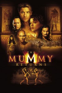 The Mummy Returns DVD - 32413 DVDU