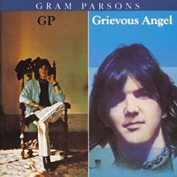 Gram Parsons - Gp/Grievous Angel CD - 7599261082