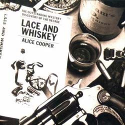 Alice Cooper - Lace And Whiskey CD - 7599262272