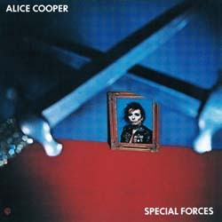 Alice Cooper - Special Forces CD - 7599262302