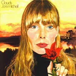 Joni Mitchell - Clouds CD - 7599274462