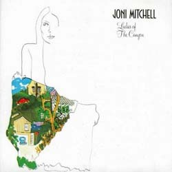 Joni Mitchell - Ladies Of The Canyon CD - 7599274502