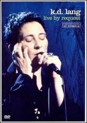 K.D. Lang - Live By Request DVD - 7599385432