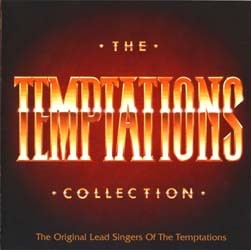The Temptations - The Collection CD - 7896 FMG