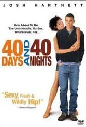 40 Days And 40 Nights DVD - 33449 DVDU