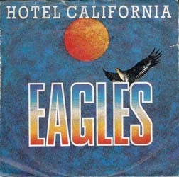Eagles - Hotel California - Vinyl Replica CD - 8122701632