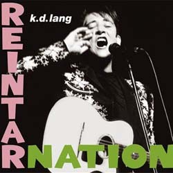 K.D. Lang - Reintarnation CD - 8122733662