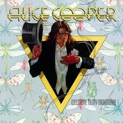 Alice Cooper - Welcome To My Nightmare CD - 8122743832