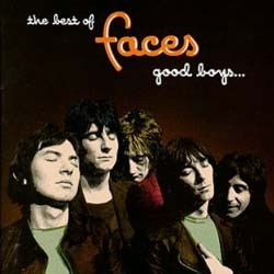 Faces - Best Of Faces-Good Boys CD - 8122758302