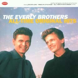 Everly Brothers - All Time Original Hits CD - 8122759962
