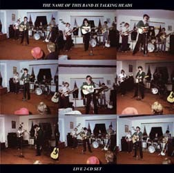 Talking Heads - Name Of The Band Is... CD - 8122764892