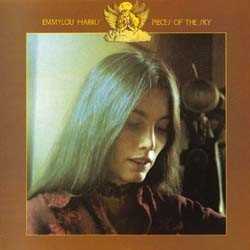 Emmylou Harris - Pieces Of The Sky CD - 8122781082