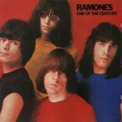 Ramones - End Of The Century-Expanded & Remastered CD - 8122781552