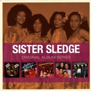 Sister Sledge - Original Album Series CD - 8122797593