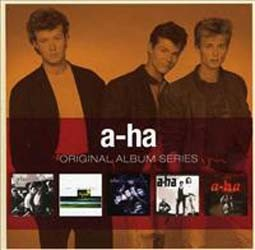 A-Ha - Original Album Series (5Cd Set) CD - 8122797694