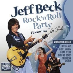 Jeff Beck - Rock 'N' Roll Party CD - 8122797845