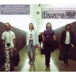 The Doors - Live In Vancouver 1970 CD - 8122797868