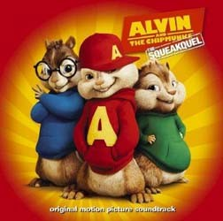Soundtrack - Alvin And The Chipmunks: The Squeakuel CD - 8122798289