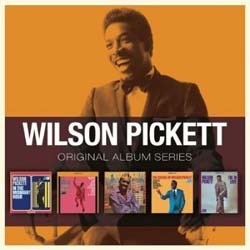 Wilson Pickett - Original Album Series (5Cd Set) CD - 8122798377
