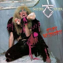 Twisted Sister - Stay Hungry CD - 8122798619