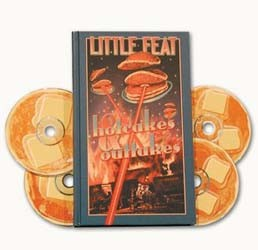 Little Feat - Hotcakes And Outtakes 4Cd Box Set CD - 8122799122