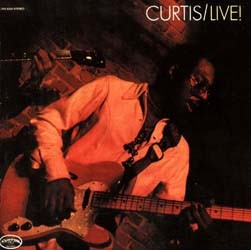 Curtis Mayfield - Curtis/Live! CD - 8122799332