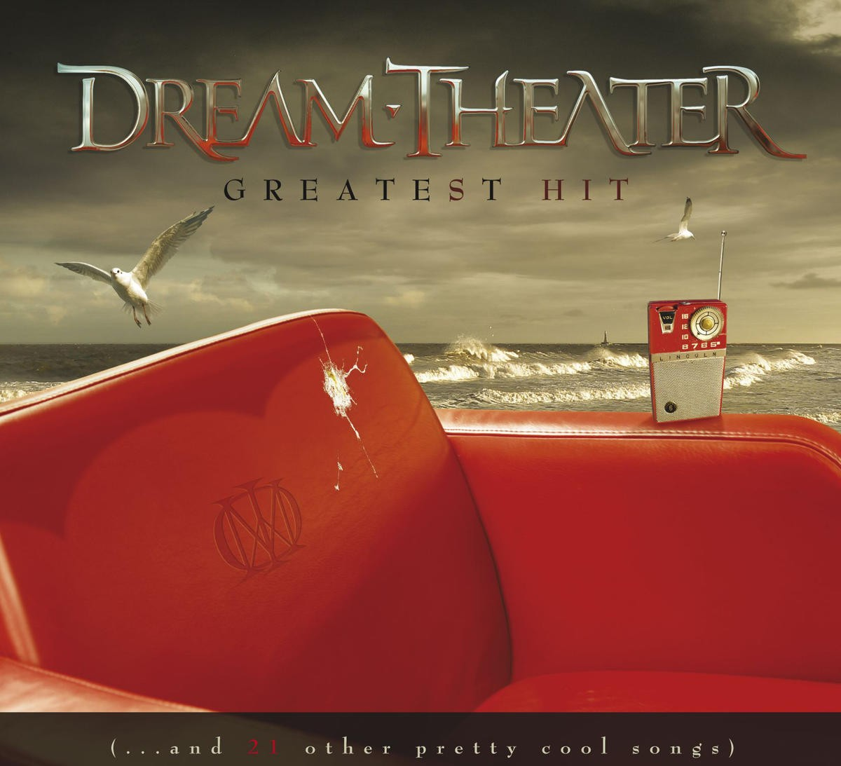 Dream Theater - Greatest Hit (...and 21 Other Pretty Cool Songs) CD - 8122799381