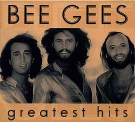 Bee Gees - Greatest Hits CD - 8122799502
