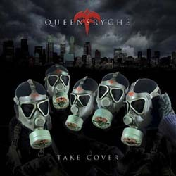 Queensryche - Take Cover CD - 8122799599
