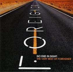 Foreigner - No End In Sight - Very Best Of (2Cd) CD - 8122799717