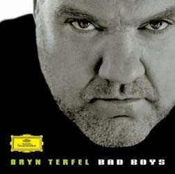 Bryn Terfel - Bad Boys CD - 00289 4778091