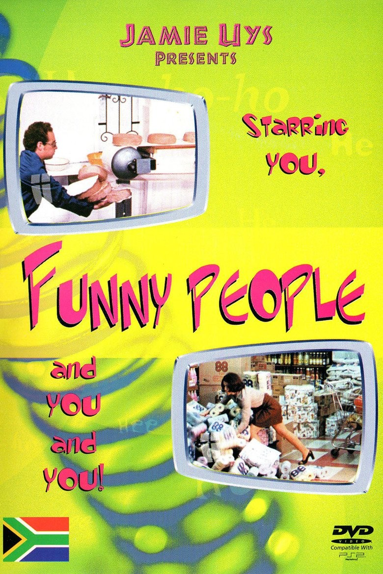 Funny People DVD - 8187