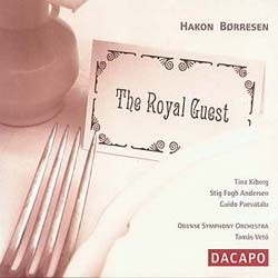 Odense Symphony Orchestra - Borresen: The Royal Guest CD - 8226020