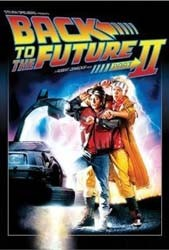 Back To The Future 2 DVD - 82400 DVDU