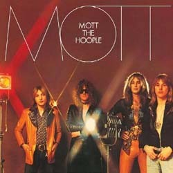 Mott The Hoople - Mott CD - 82796938102