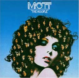 Mott The Hoople - The Hoople CD - 82796978732